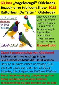 Open jubileum show Oldebroek
